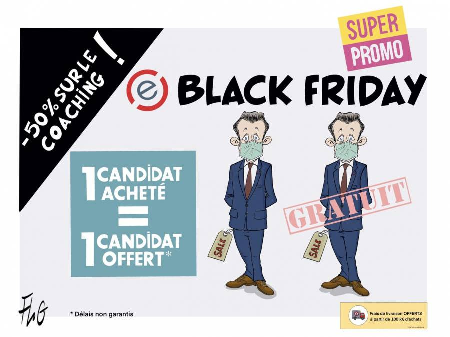 Le Black Friday chez EXOLYS